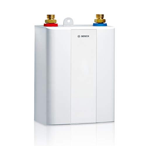 Bosch Thermotechnik TR4000 5 ET Tronic 4000 Durchlauferhitzer, 230 V, weiß, 4,5 kW