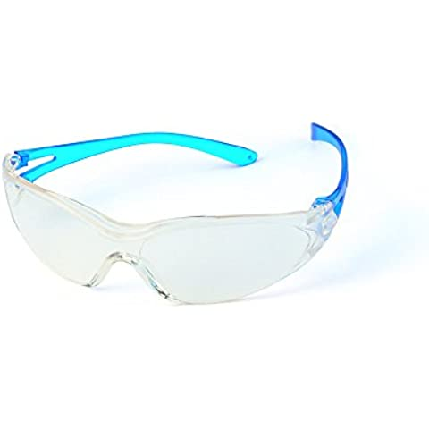 Uvex-Occhiali di sicurezza, X-Twin, colore ghiaccio (telaio), colore grigio ()
