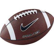 Nike - Nike Spiral Tech 3.0 Football - Official FT0231 - ONE SIZE, Braun