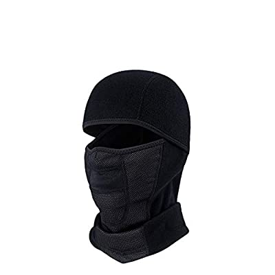 BJ-SHOP Balaclavas,Windproof Face Mask Men Women Wind Proof Helmet Thick Velvet Ski Mask and Neck Warmer for Motorcycle and Cycling from BJ-SHOP
