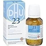 Biochemie Dhu 23 Natrium bicarbonicum D 6 Tablette 200 stk