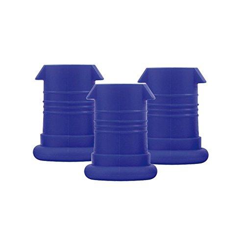 ISYbe Mundstück (3 Stück) (BPA-frei, spülmaschinengeeignet, geruchs- und geschmacksneutral)