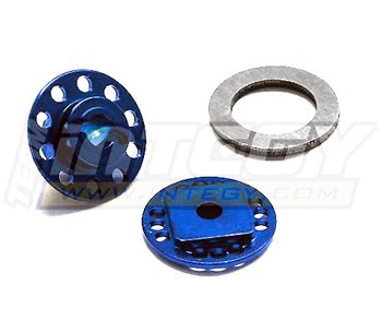 ups MT-015 Alloy Slipper Clutch Set for Mini-T, SCT & Mini-Desert Truck (Mini Desert Truck)