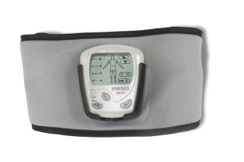 Homedics HST200 Estimulador abdominal HoMedics con 6 tipos de programas diferentes,