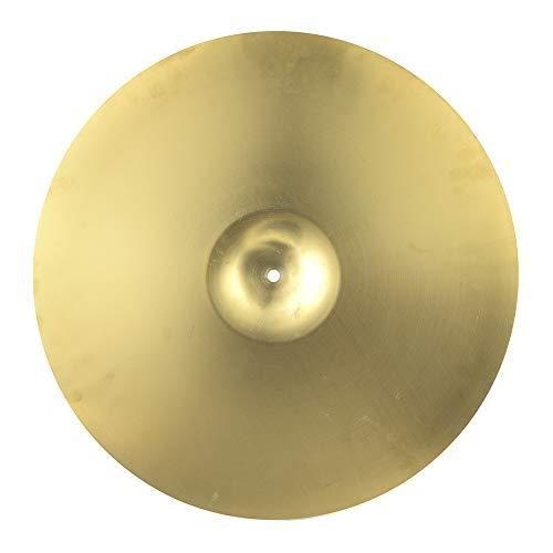 Drfeify Drum Cymbal Accessorio per Strumenti Musicali per Piatti da 20 Pollici per Amanti della Musica Professionale