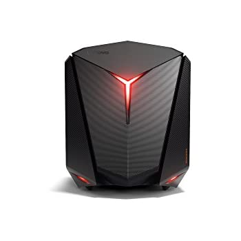 Lenovo Ideacentre Y720 Cube-15ISH - Ordenador de sobremesa (Intel i7 7700, RAM de 16 GB, 1 TB HDD y SSD de 128 GB, Nvidia GeForce GTX 1060 de 6GB, Windows 10)