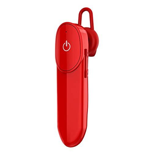 DANGSHUO - Auriculares inalámbricos con Bluetooth 5.0 (42 horas