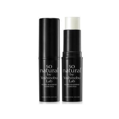 So'natural All Kill Blackhead Clear Stick + Pore Clean Spot Brush