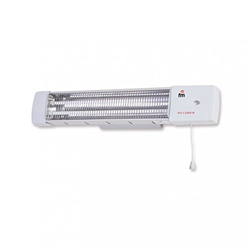 FM FM-1502 E - Calefactor