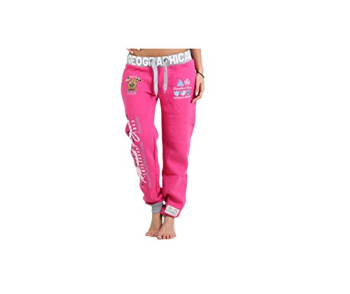 Original Geographical Norway Jogginghose - Modell: Milateria - Bequeme Sweathose - Freizeithose für Sport Freizeit – Stylische Trainings...