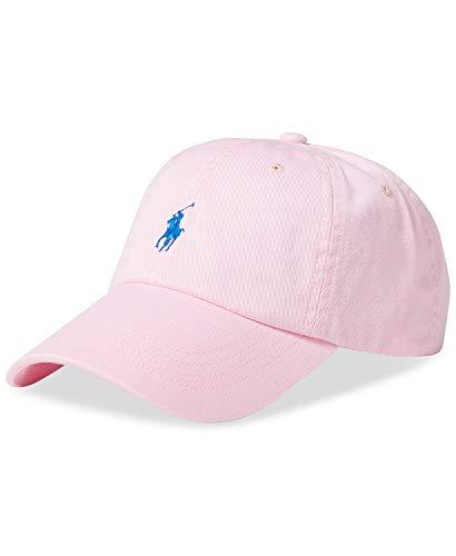 Ralph Lauren - Casquette Sport en Coton - Carmel Pink