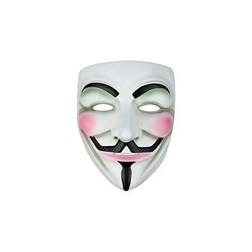 Anonymous V for Vendetta Guy Fawkes Kostüm Halloween -