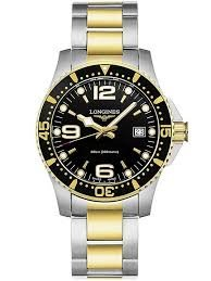 LONGINES HYDROCONQUEST 41MM Stainless Steel/PVD Diving Watch L37403567