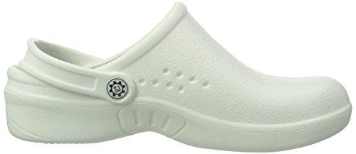 Bestlight bianco Unisex Jogger Clog Sicurezza Blanc 80qvwCCPx