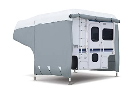 Classic Accessories OverDrive PolyPRO 3 Deluxe Camper Cover, Fits 10'