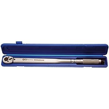 BGS Clé dynamométrique, 12,5mm, 70–350NM, 1pièce, 964