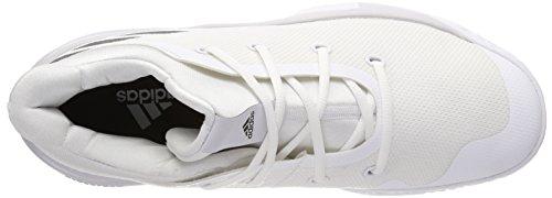 Adidas Herren Up Up 2 Basketballschuhe Grau (ftwr Bianco / Lgh Grigio Solido / Nucleo Nero Ftwr Bianco / Lgh Grigio Solido / Nero Nucleo)