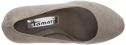 Tamaris - 22457, Scarpe col tacco Donna Marrone (Marrone (PEPPER 324))