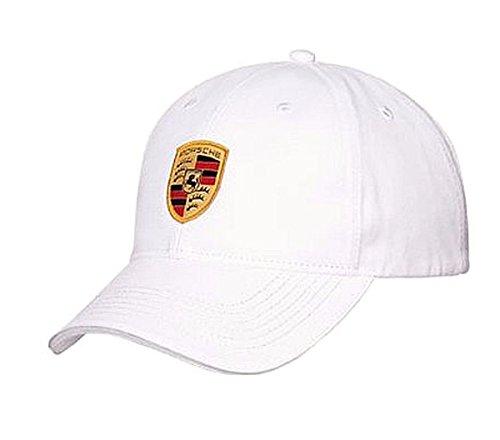Price comparison product image Porsche Baseball Cap with Crest White