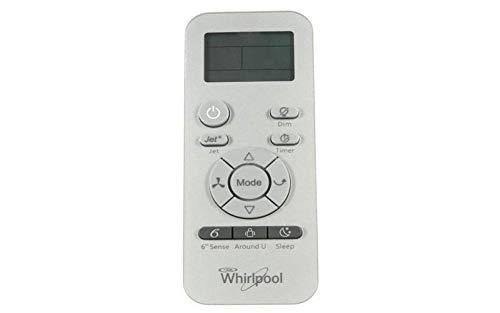 Ersatz-Fernbedienung für Klimaanlage Whirlpool 482000091916