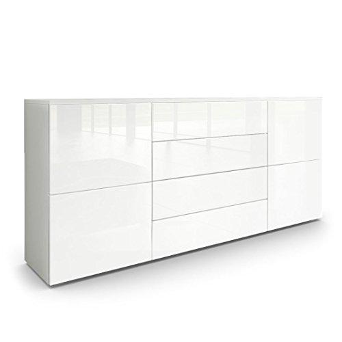 . Sideboard White  Amazon co uk