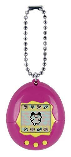 Bandai Tamagotchi Elektronisches Spiel, Pink/Gelb