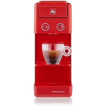 Illy Caffè Espresso und Coffee Máquina de café y3 Iperespresso ...