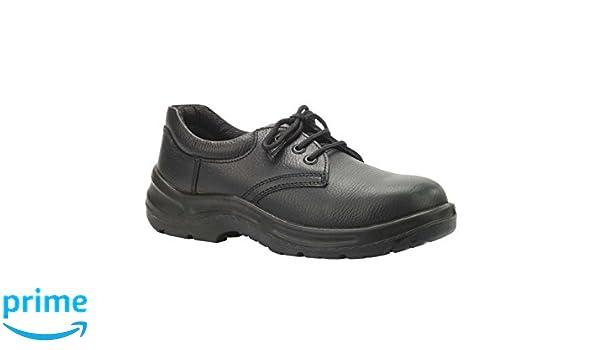 GSA 1001522004Paar Schuhe Halbschuhe loshoe Basic, schwarz, 2S3SRC