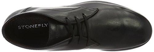 Stonefly Smart Gore 2, Desert Boots Homme Noir (Black/Stormm 34)