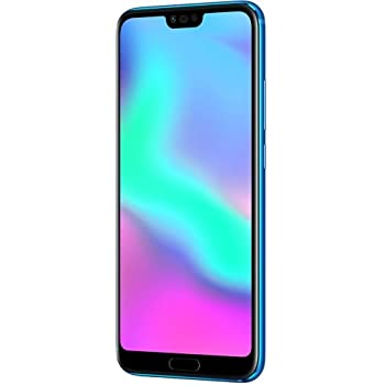 Honor 10 SIM-Free Smartphone, Blue