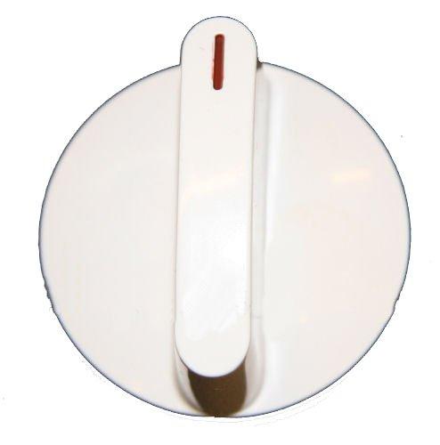 Weiß Timer Knob (GE WH1X 2721GE Waschmaschine Waschmaschine Weiß Timer Knob)