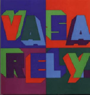 Vasarely - (4 Volumes)