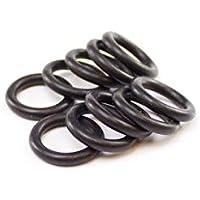 PrimoChill Raccord à compression–Tube rigide Joint torique–Lot de 10(pour tube 10/12mm métrique)