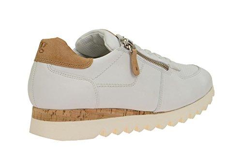 Paul Green  4485009, Chaussures de ville à lacets pour femme Weiß