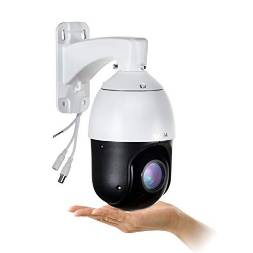 SUNBA 22X zoom ottico, telecamere PTZ Alta velocità analogiche 960H, cupola di sorveglianza per esterni CCTV 100 m con visione notturnacon controllo w/RS485 (405-22X)