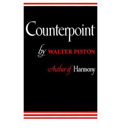 [(Counterpoint)] [ By (author) Walter Piston ] [April, 1947]