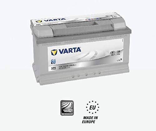 BATTERIA AUTO ORIGINALE VARTA 600 402 083 100AH SPUNTO 830A