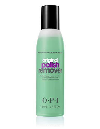 OPI Nagellackentferner original Polish Remover mit Aloe Vera 110 ml - 3.7 Fl. Oz. Flasche -
