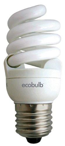 Ecobulb 4491501 Energiesparlampe 12 W E27 220-240 V warmweiß