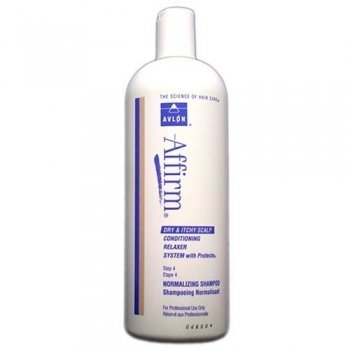 Affirm Dry and Itchy Scalp Normalizing Shampoo By Avlon, 32 Ounce by Avlon