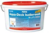 Pufas AquaDeck Isolierweiss ELF 5,000 L