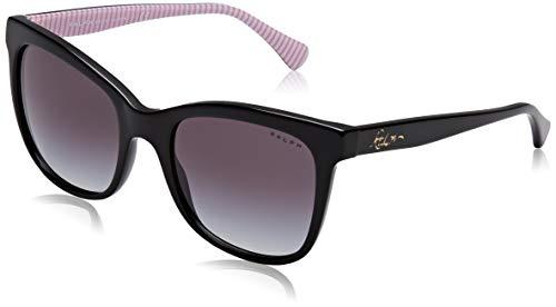 Ralph Lauren Purple Label Damen RA5137 510/13 Sonnenbrille, Braun (Dark Tortoise), One size (Herstellergröße: 58)