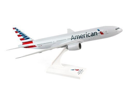 skymarks-skr747-american-airlines-boeing-777-200-1200-snap-fit-model-by-skymarks