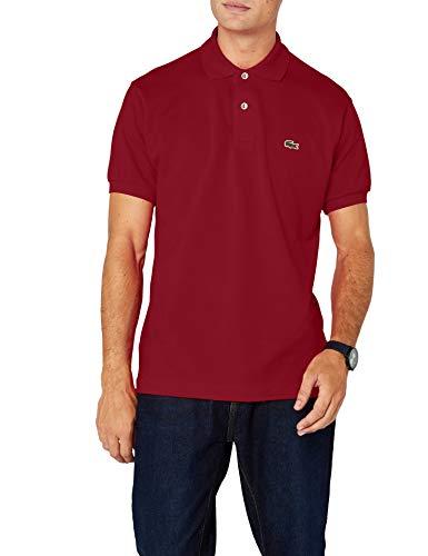 Lacoste Herren Regular Fit Poloshirt L1212, Bordeaux (BORDEAUX 476), 3XL (Herstellergröße: 8)
