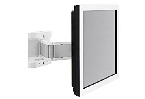 SMS WM 3D AGW, Wandhalterung, für LCD Monitore, +/-90°, 3D-Arm, bis 30kg, weiß Wm-serie, Wandhalterung