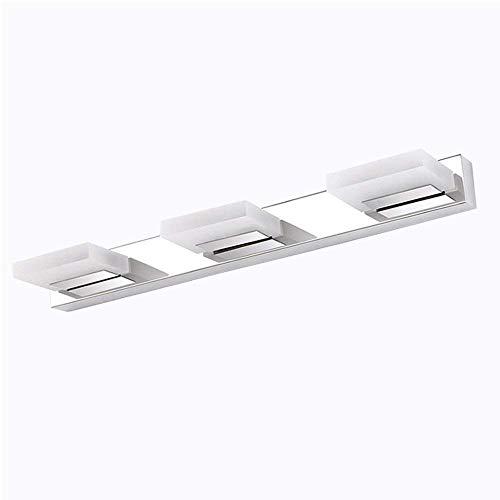 Etelux Lámpara LED de espejo de baño acrílica