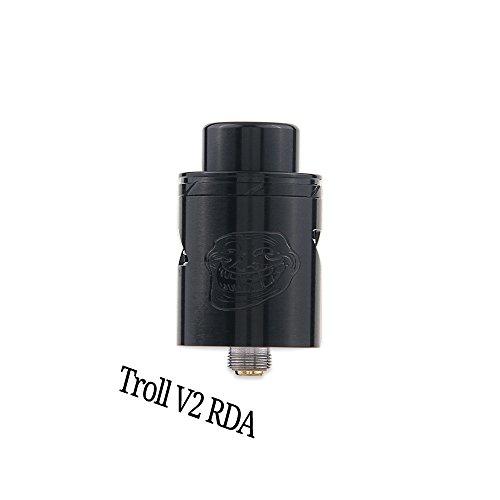 Wotofo The Troll V2 RDA Tröpfler Farbe Schwarz - 2