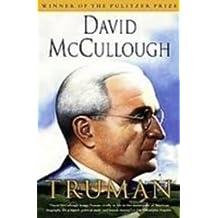 Truman by David McCullough (2008-06-26)