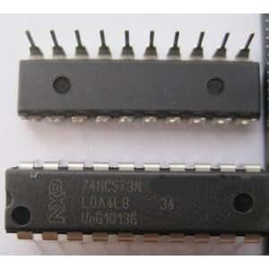 74HCT373N DIP-20 CMOS Octal D-Type Latch 3-State Outputs 74HC373