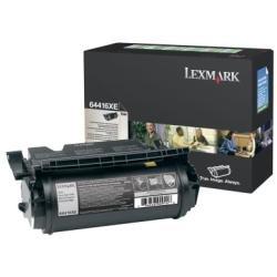 Preisvergleich Produktbild Lexmark 64416XE T644 Tonerkartusche 32.000 Seiten Rückgabe, schwarz